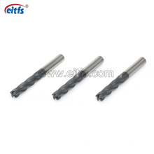 Professional Manufacture CNC Cutting Tools 4 Flute Carbide End Mills