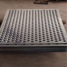 Folha de tela de metal perfurada de alumínio