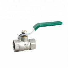 robinets à tournant sphérique en acier inoxydable dn20
