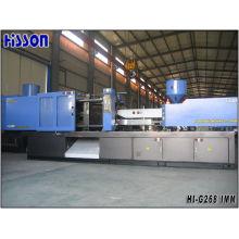 268t CE aprovou máquina de moldagem por injeção hidráulica Hi-G268