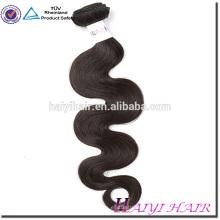 Large Stocks Peruvian Human Hair Bundl