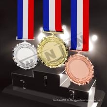Nouvelles médailles d'or de 2016