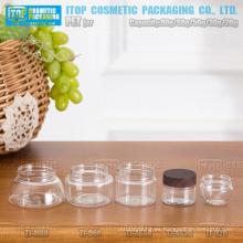 20g 30g 50g 60g y 80g formas delicadas buena calidad engrosamiento pared pequeño hermoso tarro pet envases