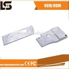 OEM алюминиевого вспомогательного оборудования для промышленной швейной машины литья деталей