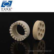 best-seller de résistances céramiques industrielles en cordiérite