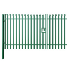 European style modern wrought iron main gate for garden