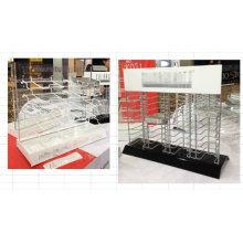 Artificial Quartz Stone Table Top Display Rack