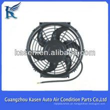 Acessórios automotivos 6 folhas 10 polegadas eletrônicos auto ventiladores de arrefecimento