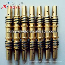 Держатель контактного наконечника (Binzel 15ak) / детали сварочной горелки