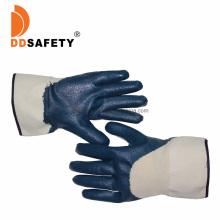 Masonry Jersey Liner Nitrile Coating Labor Gloves