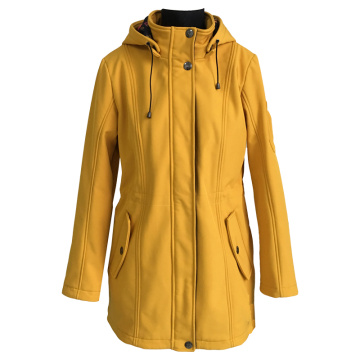LADIES SOFT SHELL JACKET Y.