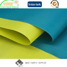 Tela de nylon revestida Oxford do poliuretano tecido de FDY 500d para sacos