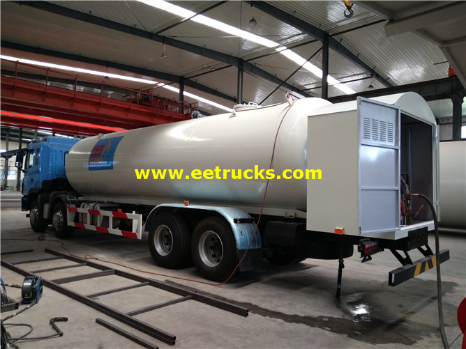 310hp LPG Delivery Tank Vehicles