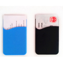 Newest Silicone Credit Card Holder Bank Card Wallet