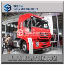 380HP Hongyan Iveco 6X4 Traktor Truck Competitive zu Scania