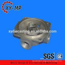 New universal die casting motorcycle parts aluminum pressure die casting