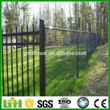 Cheap !!! clôture de maillon de chaîne usée à vendre / clôture de maillage de chaîne décorative / clôture de maillage à chaîne galvanisée à chaud