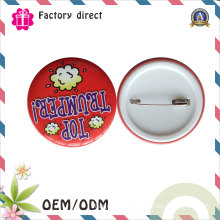 Baby Cartoon Plastic Round Button Badge China Supplier