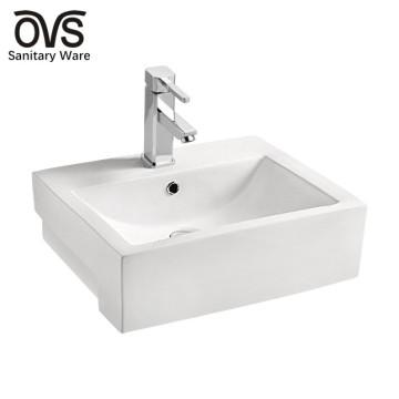 lavabo del fregadero artístico del lavado del cuarto de baño
