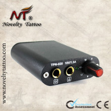N1005-10D Black Mini Tattoo Power Supply