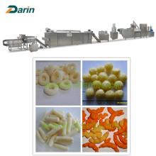 Inflating Human Snack Food Machine