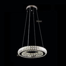 modern led crystal lamps hanging chandelier fancy