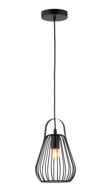 Black Energy Saving Modern Chandelier