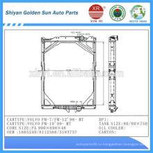 Хорошее качество vovlo радиатор 20700605 20733349 4020201