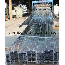 Metal Material galvanizado Folhas de aço laminadas a frio