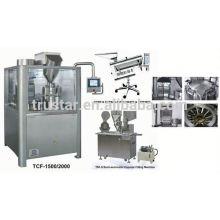 Máquina de llenado de cápsulas semiautomáticas para cápsulas de gelatina dura
