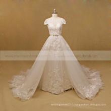 Robes de mariée avec jupe détachée robe de mariée princesse
