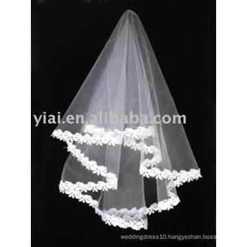 2013 Applique Tulle Wedding Veil V006