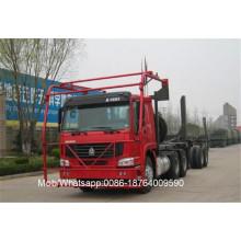 Caminhões pesados para transportadores de toras de 6x4 40 toneladas