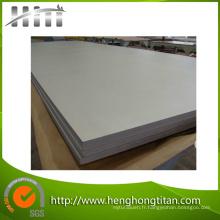 Alliage de nickel Inconel 617 (UNS N06617) Plaque et feuille