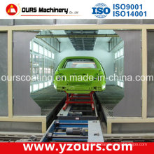 Electrostatic Painting Line/ Equipment/ Machine for Car Industry