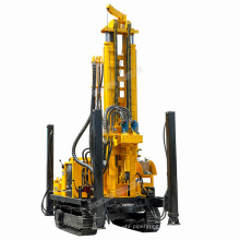 HENGWANG hot sale deep rock Water Borehole Drilling Rig HQZ260L ground water hole drilling machine