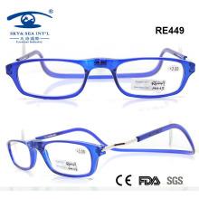 Мода полезная женщина для мужчин очки для чтения (RE449)