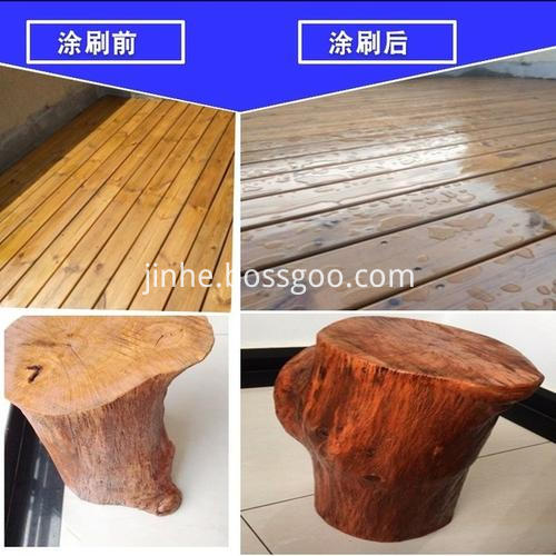 Chinese 100% Wood Tung Oil For Wood