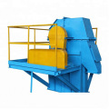 transportador elevador de cangilones para semillas de girasol