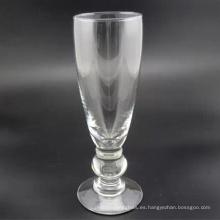 300ml de vidrio de pie de cerveza