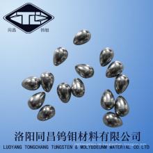 Wolfram Tropfen Wnife Dia5.5mm, Wolfram-Legierung Ball Dia6mm