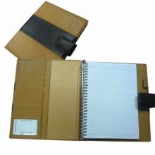 B5 Notebook Case, organizador, carpeta de archivos