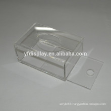 Customized and Recycled Acrylic Tissue Box Cover