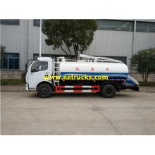 DFAC 5 Ton Vacuum Sucker Trucks