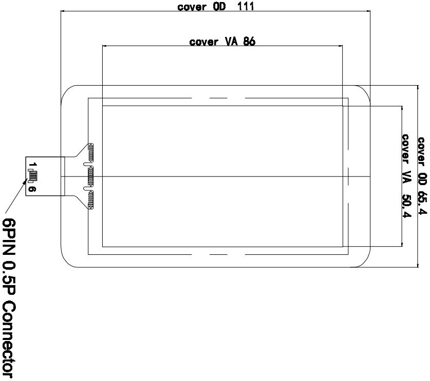 High Transmittance Capacitive Touch Screen