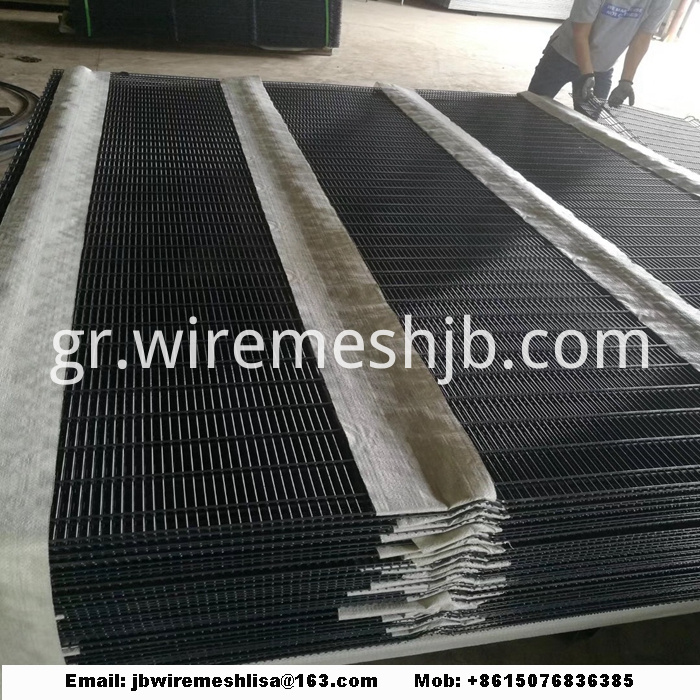PVC Coated High Security 358 Fence