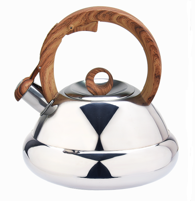 Woodlike Softtouch Handle Tea Kettle Fh 459w