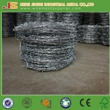 Prix à bas prix de l'utilisation du fil de fer barbelé dans la ferme