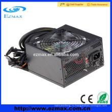 Дунгуань завод 80plus питания компьютера 600w