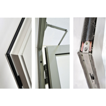 Aluminium Handles for Automatic Swing Doors